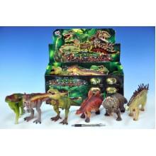 Dinosaurus plast 22-30cm, různé druhy 00050634