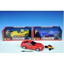 Auto RC I-DRIVE, 25cm, s ovládacím náramkem, plná funkce, na baterie, se světlem 00068692
