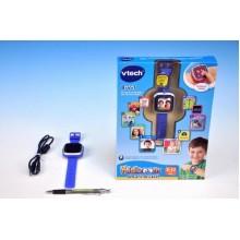 Kidizoom VTech Smart hodinky modré s fotoaparátem a videokamerou a doplňky 14155703