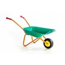 Yupee plechové kolečko velké zelené 78x40x32cm 00760002