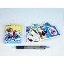 Kvarteto Krtek 1 společenská hra - karty 10702894