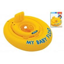 INTEX Baby Plovací kruh se sedátkem, 56585EU