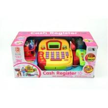 Pokladna digitální s doplňky, plast, 35cm, na baterie 00410080