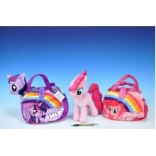 """KMS Poník """"My Little Pony"""" plyš 25cm + taška/kabelka plyš 00029112"""