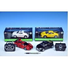 Auto RC Racing Style, plast, 17cm, na vysílačku, na baterie 23200547