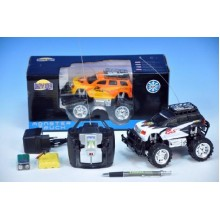 Auto RC Jeep Monster Truck, 16cm, na vysílačku 23205817