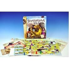 BONAPARTE Strašidýlková hra, aneb putování po hradech a zámcích společenská hra 26010833