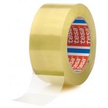 TESA Balicí páska STANDARD PP, Hotmelt, průhledná, 66 m x 48 mm 04280-00000-00