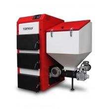 TOPmax Top-EKO 15 Automatický kotel na uhlí, pravý TOP402-15-101/P