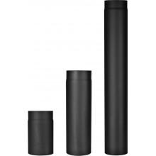 Trubka kouřovodu 120/1000 Save černá matná