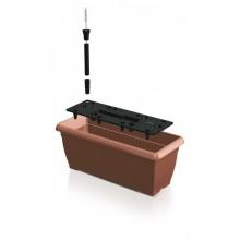 Prosperplast BALCONY CAN Truhlík +zavlažovací systém 60x25,7x23,8cm terakota DTT6CAN