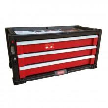 KETER Box na nářadí, 3 zásuvky, 56,2 x 28,9 x 26,2 cm, červená/šedá/černá, 17199302