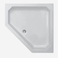 TEIKO Pegas sprchová vanička 90 x 90 cm, bílá V136090N32T01001