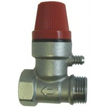 """Pojistný ventil k bojlerům 1/2"""", 6 bar 445 - 446"""