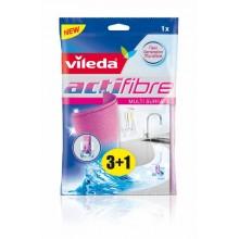 VILEDA Actifibre mikrohadřík 3+1 ks 150002
