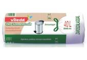 VILEDA ECO Pytle na odpadky 40 L (10ks) – Zatahovací 148041