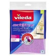 VILEDA Actifibre mikrohadřík 2ks 148310