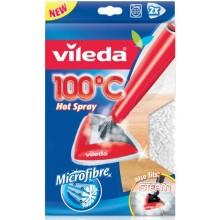 VILEDA 100 °C mop a Steam mop náhrada 2 ks 146576