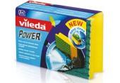 VILEDA Power houbička 2ks 138932