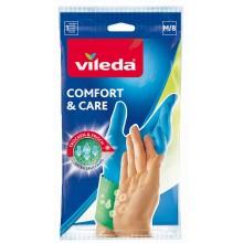 VILEDA Rukavice Comfort & Care M 145743