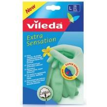 VILEDA Rukavice Extra Sensation L 123321