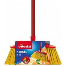 VILEDA Garden 2v1 smeták venkovní 148066