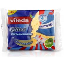 VILEDA Glitzi Univerzal viskózní houbička 2 ks 144789