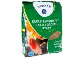 VODNÁŘ krmivo pro závojnatky, jeseny a jiné drobné rybky, 0,5kg