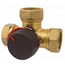 ESBE VRG 233 směšovací ventil , CPF 28 mm , DN: 25, KVS: 10 m3/hod 11621300