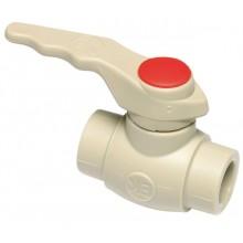 PPR kohout kulový plastový 40mm, 6061400