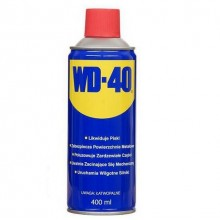 WD-40 SPRAY mazivo 400 ml 2297