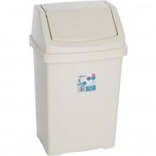 WHAM 11935 koš odpadkový 25l béžový 42000044