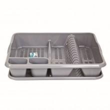 WHAM 12675 odkapávač na nádobí stříbrný 42000064