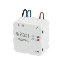 ELEKTROBOCK WS301 přijímač do instal.krabice 3301