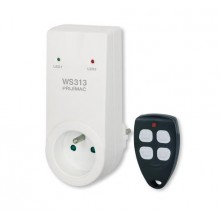 ELEKTROBOCK WS313 dálkově ovládaná zásuvka 3313