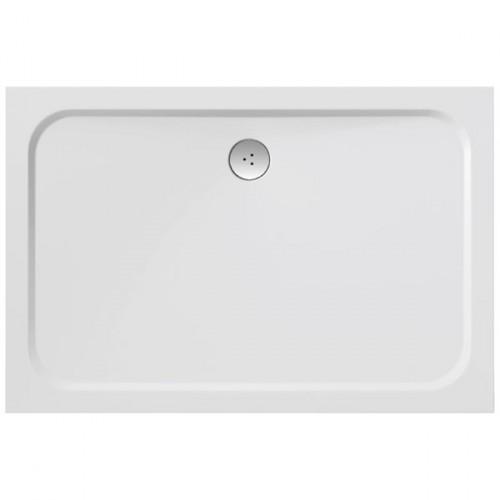 RAVAK GIGANT PRO 100x80 CHROME sprchová vanička XA04A401010