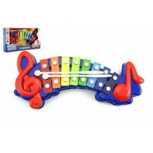 Xylofon délky 32 cm 00410281
