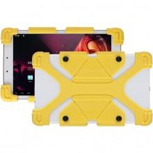 "YENKEE YBT 0725YW silikonový kryt na tablet 7/8"" žlutý 45012012"