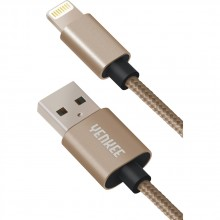 YENKEE YCU 601 GD kabel USB / lightning 1m 45011352