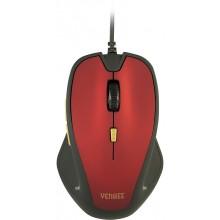 YENKEE YMS 1010RD Myš USB Dakar Red 45009478