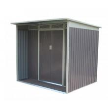 G21 GBAH 418 Zahradní domek 203 x 172 cm, šedý 63900591