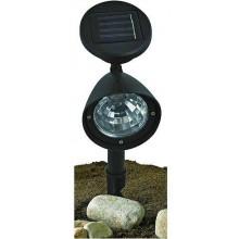 Zahradní směrová solární lampa 140mm - 3LED 2170049