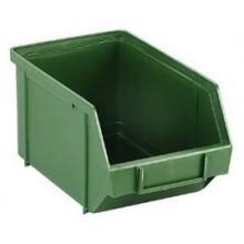 Zásobník 148x247x128mm - zelený PPBOX148
