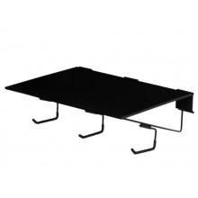 Závěsný systém G21 BlackHook large shelf 60 x 18,7 x 42 cm 635015