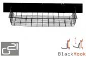 Závěsný systém G21 BlackHook big basket 63 x 14 x 35 cm 635016