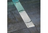 RAVAK Chrome 850 odtokový žlab - nerez X01427