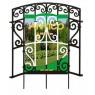 Ozdobný plastový plot ANTICO 040443