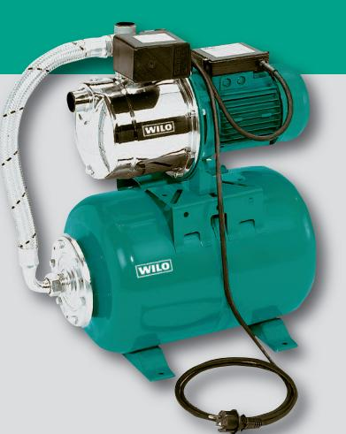 WILO JET HWJ-301 H.T EM 60 l automatická domácí vodárna 2014077