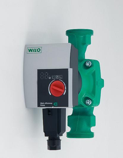 Wilo Yonos PICO 25/1-4 180 mm úsporné oběhové čerpadlo 4164031