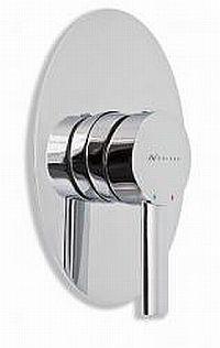 NOVASERVIS NOBLESS OVAL sprchová podomítková baterie chrom 32050,0
